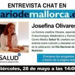 La Dra. Olivares responde a vuestras preguntas en diariodemallorca.es