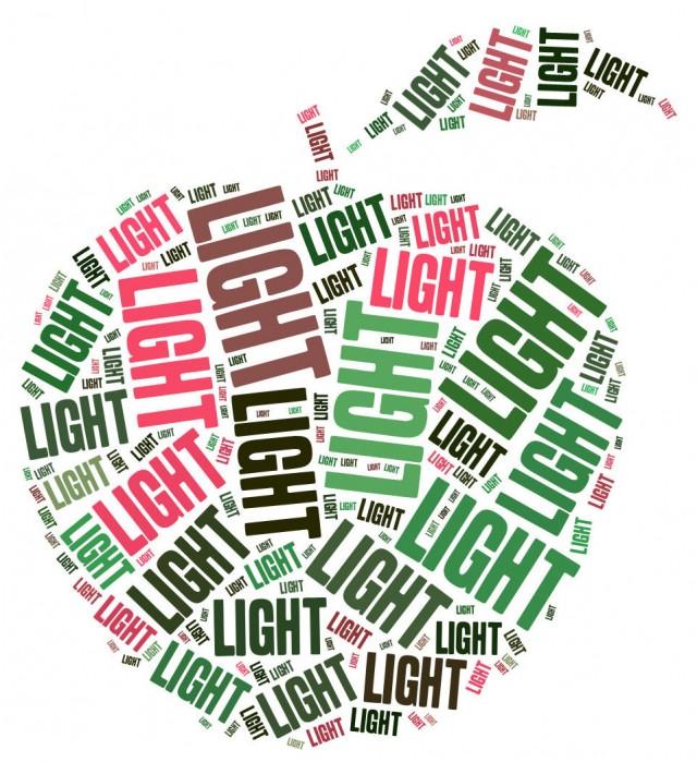 Cuando lo light se nos va de las manos