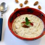 Crema Budwig: gran opción de desayuno saludable