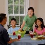 Comidas saludables y en familia, ¡es posible!