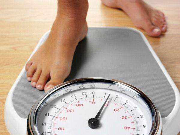 Pérdida de peso en grupo