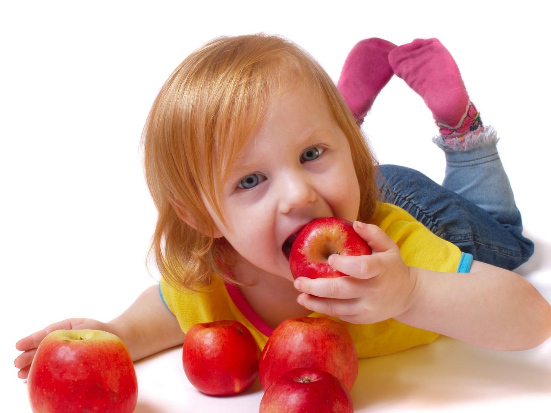 Opciones sanas para niños