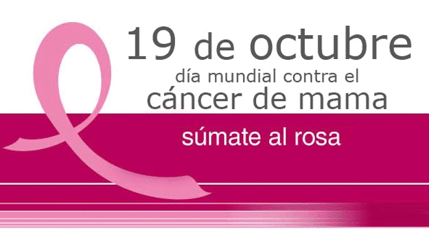 Día Mundial Cáncer de Mama