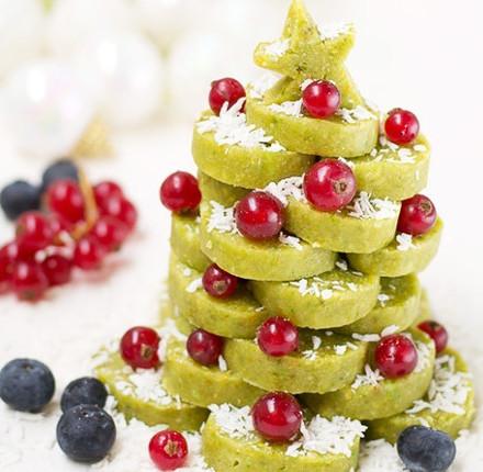 Navidad saludable en tres tiempos: ¡primero, segundo y postre!