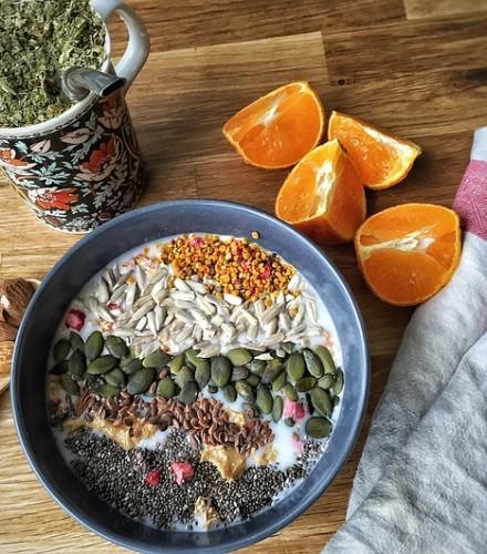 Cinco desayunos saludables y fáciles para todos los gustos