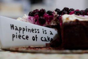 cheesecake vegano con frutos rojos