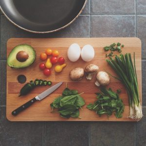 cocina el fin de semana