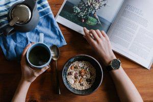 cambiar tus hábitos alimenticios en una semana
