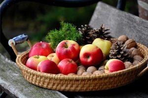 Navidad y alimentación saludable